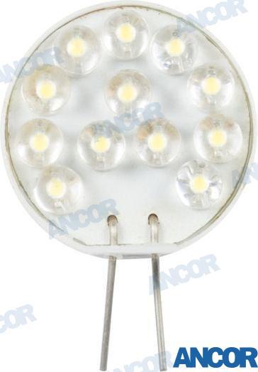 LED LAMPENEINSATZ G4 90° 12V 80MA
