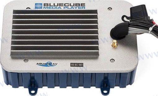 BLACK BOX BLUETOOTH AQ-BC-6BT