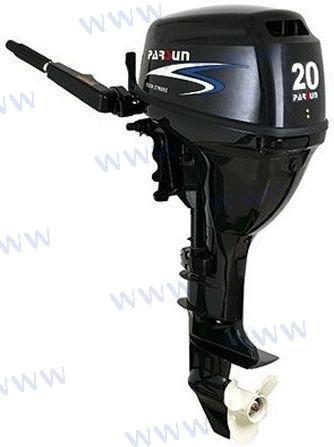 AUSSENBORD-MOTOR PARSUN 20 PS 4T - HANDSTARTER/ LANGSCHAFT