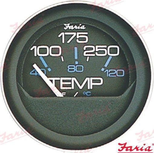 ANZEIGEINSTRUMENT TEMPERATUR 100-250° F