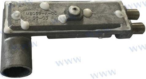LNB TWIN HGLN 40 MM GÜLTIG V8000 / V8001 / V8