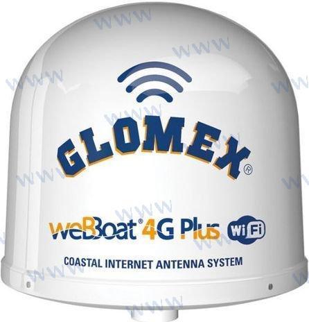 WEBBOAT PLUS - INTERNET AN BORD 4G + WI-