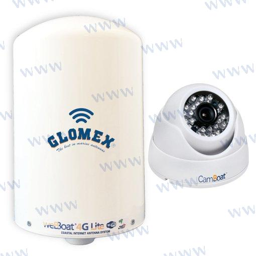 WIFI-ANTENNE 4G IT1104 + CAMBOAT