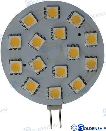 GLÜHBIRNE G4 VERTIKAL15 LED 3W 12/30V