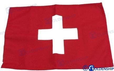 FLAGGE SCHWEIZ 20X30