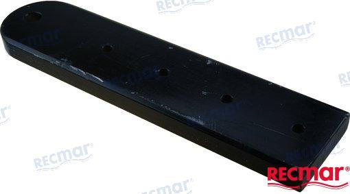 LASTAUFNAHME STANDARD 25,4 cm für Bootslift 'RECH10'