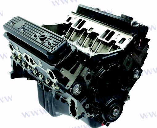 ENGINE NEW 5.7L V8 GM PREVORTEC MARINE BASE