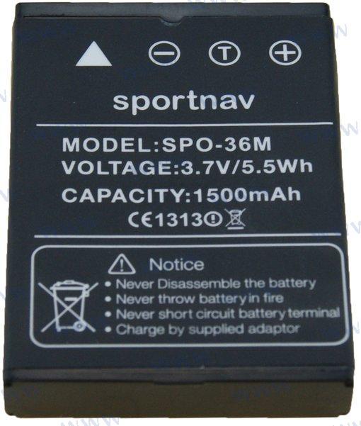 VHF-BATTERIE SPO36M