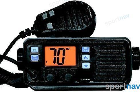 VHF SPORTNAV 507M DSC KLASSE D