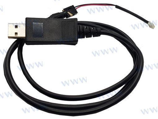 PROGRAMMIER-KABEL PC / VHF / SPO507