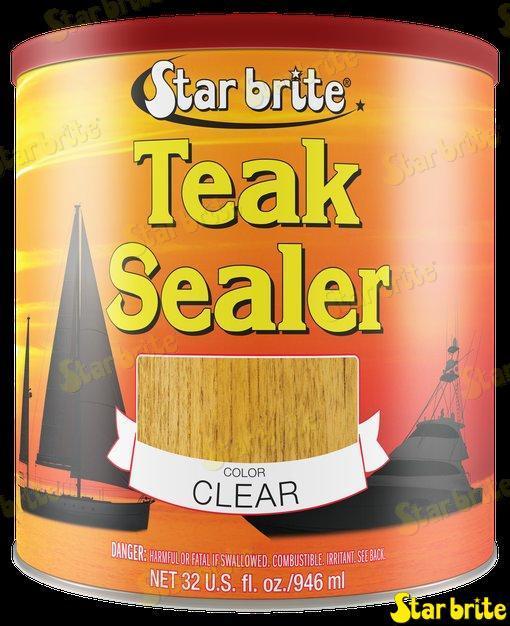 TROPICAL TEAK OIL/SEALER CLEAR 500 ml